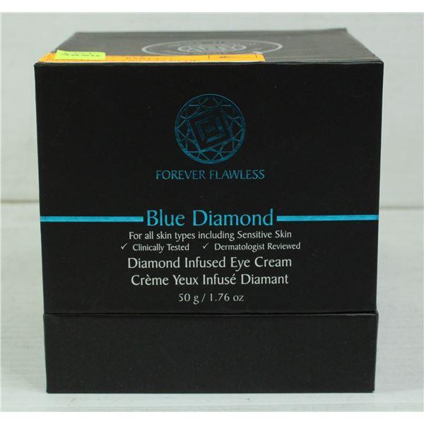 FOREVER FLAWLESS BLUE DIAMOND EYE CREAM