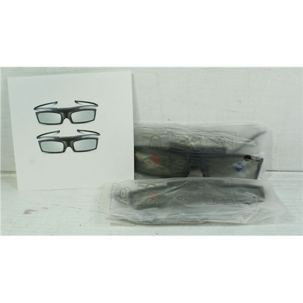 NEW 2 PACK SAMSUNG ACTIVE 3D