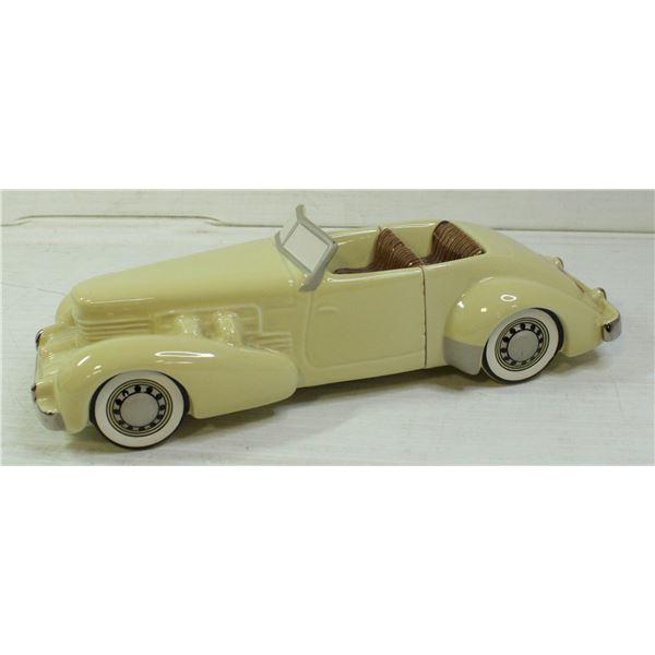 VINTAGE 80'S AVON 1937 CORD