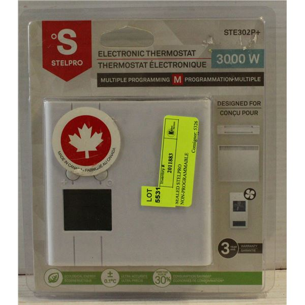 SEALED STELPRO NON-PROGRAMMABLE