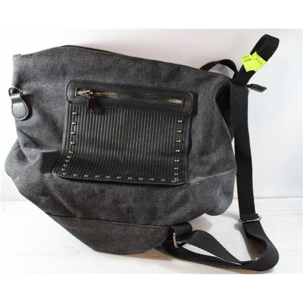 NEW GREY BAG