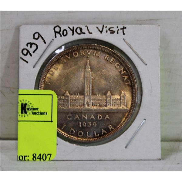 1939 CANADIAN DOLLAR