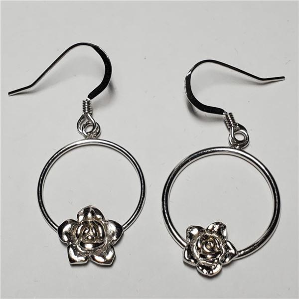 T125 SILVER EARRINGS