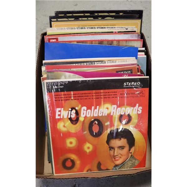 ESTATE BOX LP RECORDS