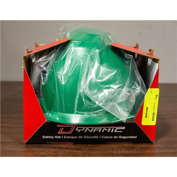 DYNAMIC SAFETY HAT BRAND NEW IN BOX