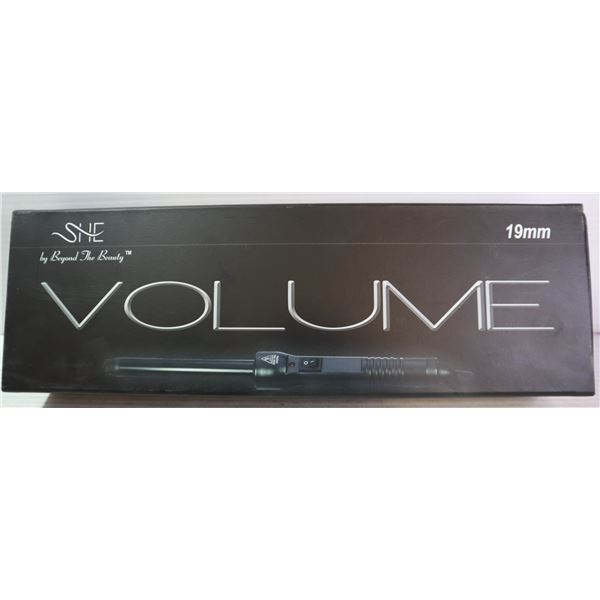 SHI VOLUME 19MM CURLING IRON