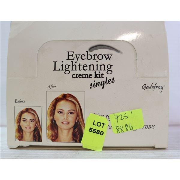 CASE OF EYBROW LIGHTENING CREAM KIT
