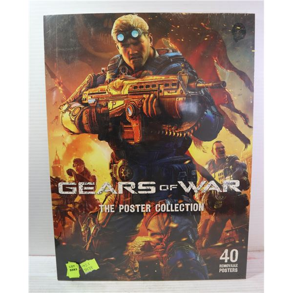 GEARS OF WAR POSTER COLLECTION (40PC)