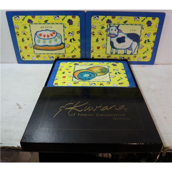 KIWINANA TABLE PLACEMATS