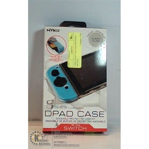 NYKO DPAD CASE FOR NINTENDO SWITCH