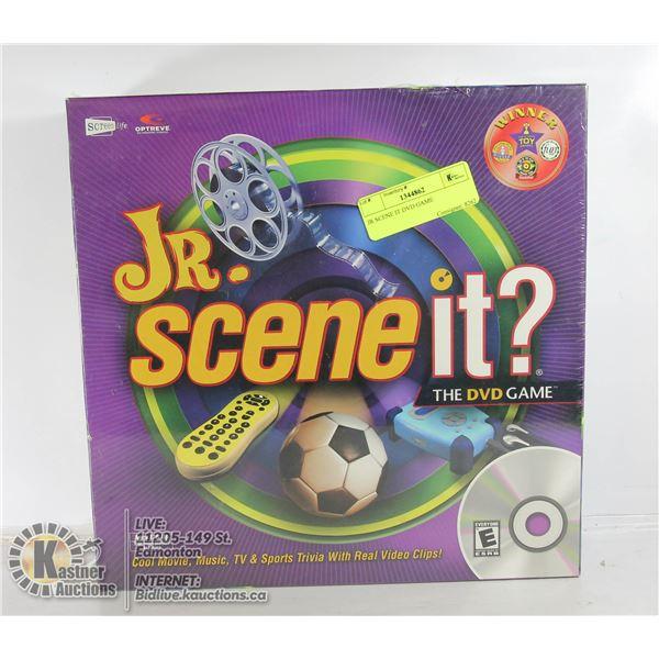 JR SCENE IT DVD GAME