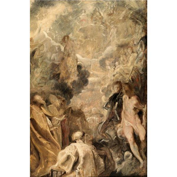 Sir Peter Paul Rubens - All Saints