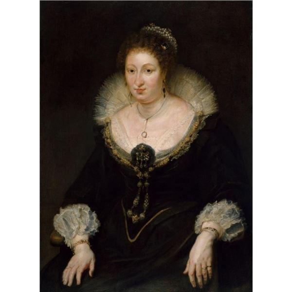 Sir Peter Paul Rubens - Lady Alethea Talbot
