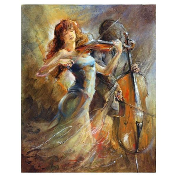 Romance by Sotskova, Lena