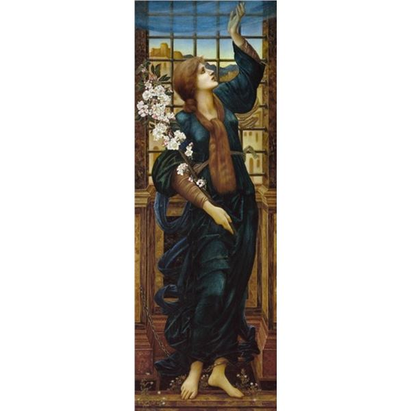 Edward Burne-Jones - Hope