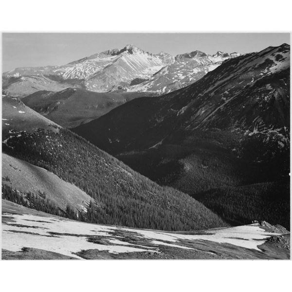 Adams - Rocky Mountain National Park Colorado 3