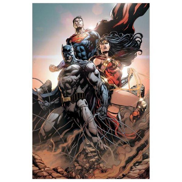 Trinity #1 by DC Comics