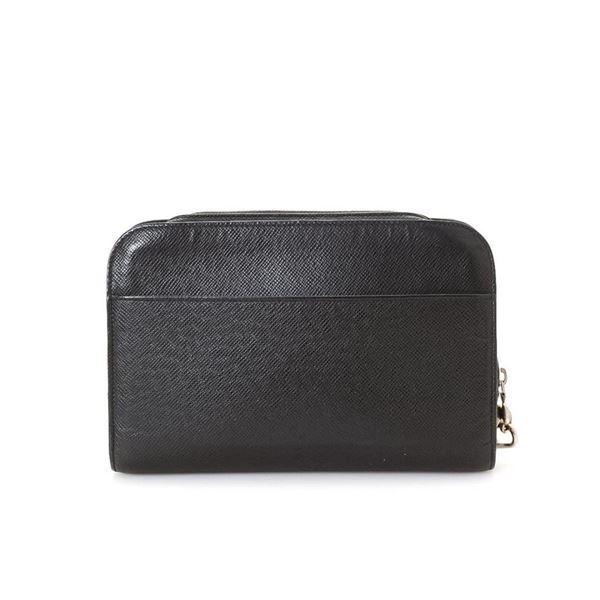 Louis Vuitton Black Baikal Clutch