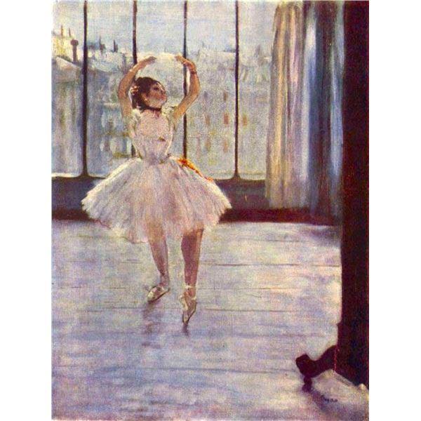Edgar Degas - The Dancer At The Photographer
