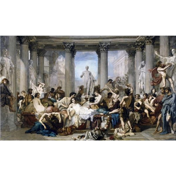 Couture - Romans During The Decadence