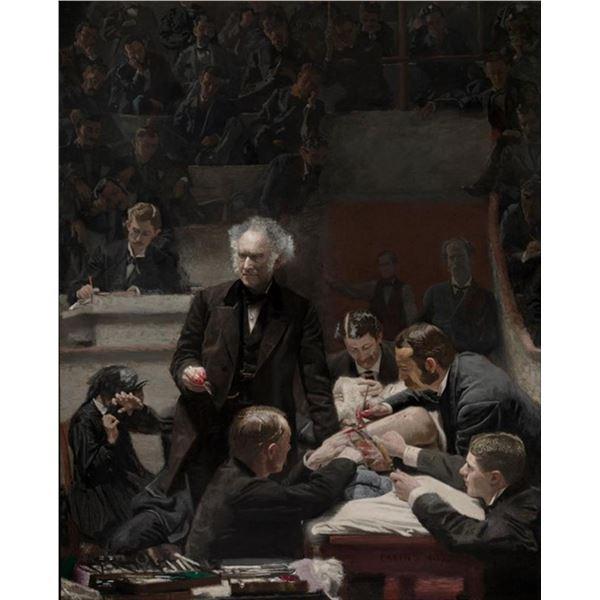 Thomas Eakins - Portrait of Dr. Samuel Gross