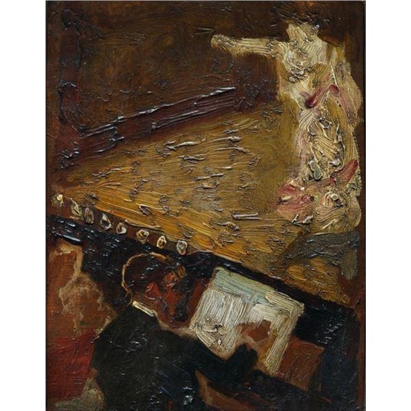 Carlos Baca-Flor - Paris Nocturne, The Singer