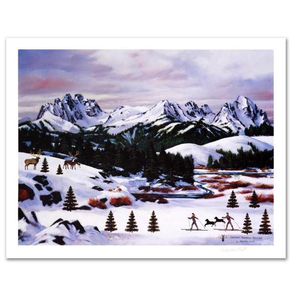 Sawtooth Mountain Splendor by Wooster Scott, Jane