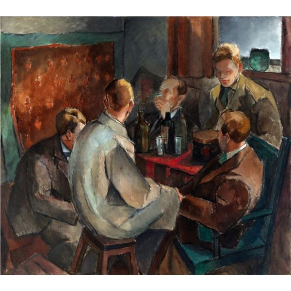 Alvar Cawen - The November Group