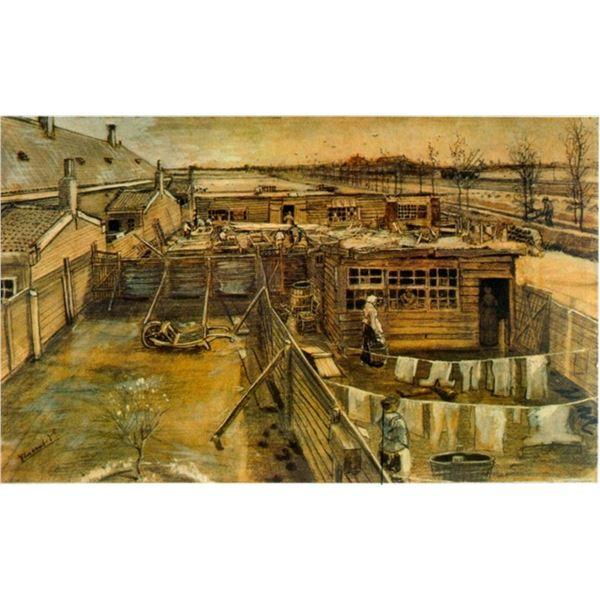 Van Gogh - Workshop