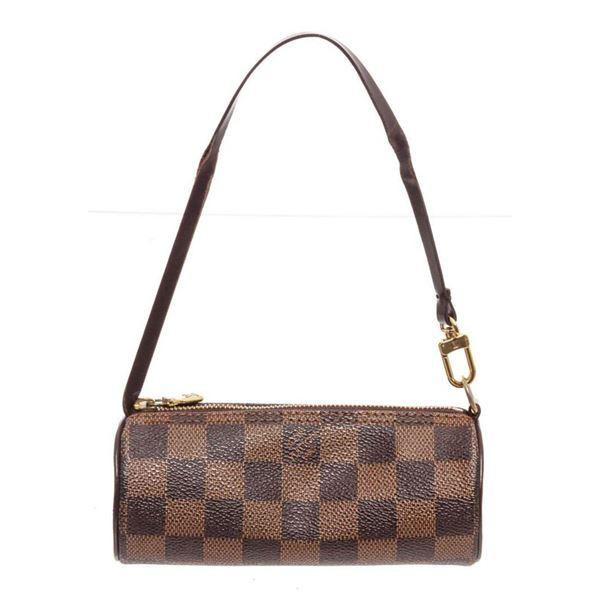 Louis Vuitton Brown Damier Canvas Mini Papillon Shoulder Bag