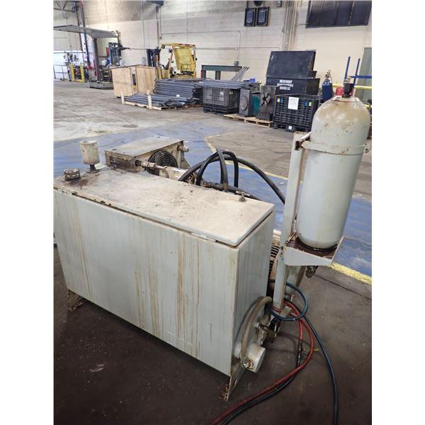 15 HP Hydraulic Systems Inc Hydraulic Unit