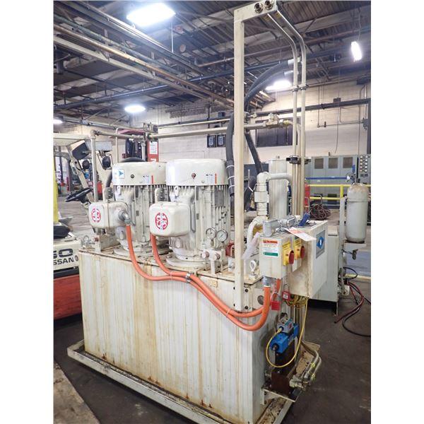 Pabco Hydraulic Unit
