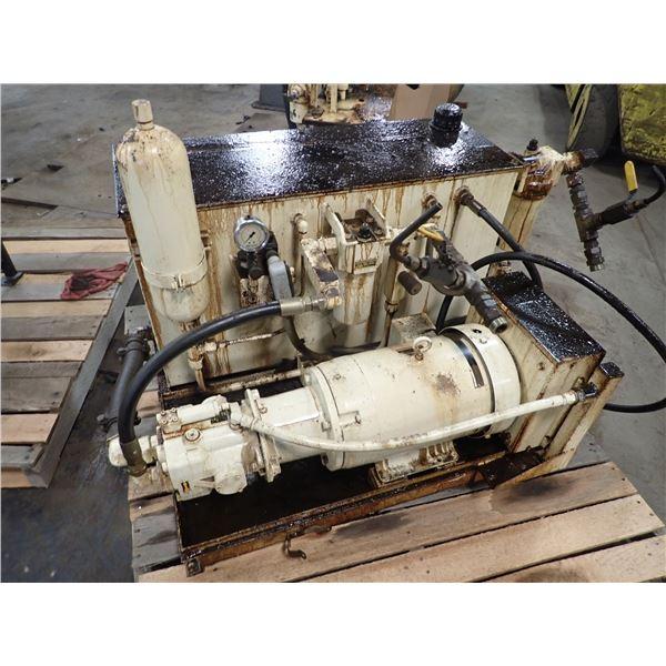 10 HP Hydraulic Unit