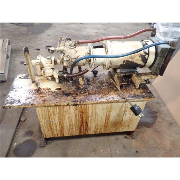 5 HP Hydraulic Unit