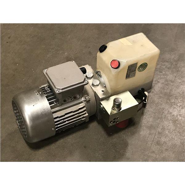 Hydac #G 90K4-NV / #3652471 Hydraulic Unit