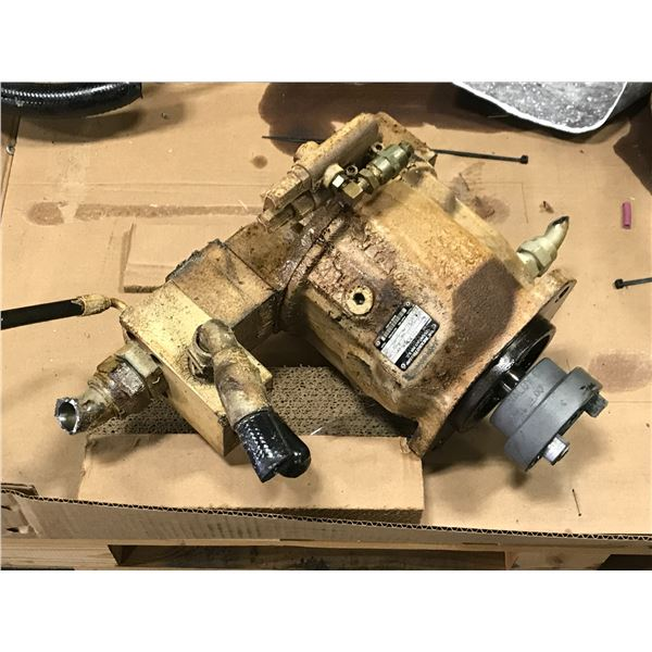 Rexroth #AA10VS071DFR/31R-PKC92N00 Hydraulic Pump