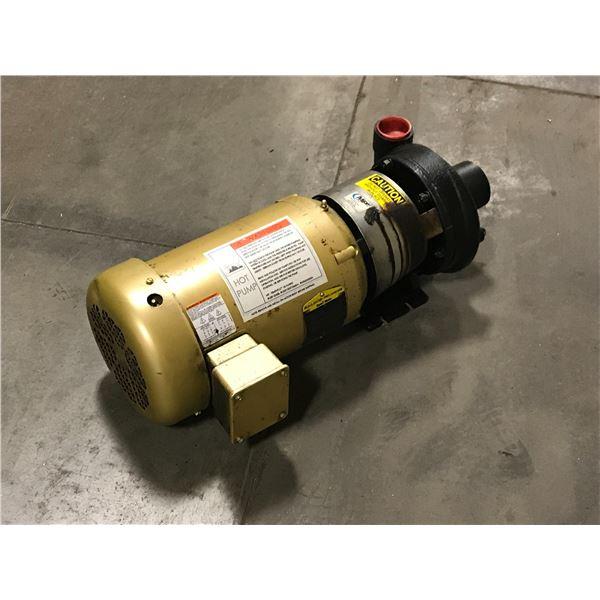 Baldor #38758 Motor w/ Pump *No Tag*
