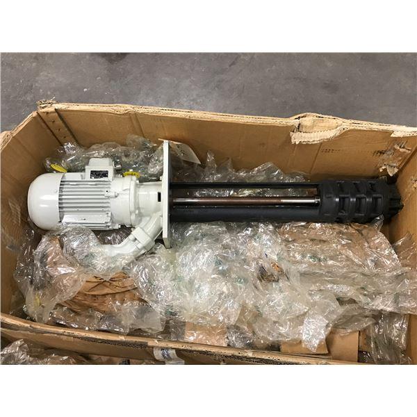 Brinkmann #ZS090100-M+250 Pump