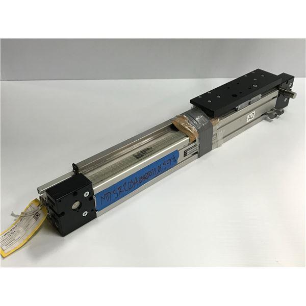NEW - Macron MDSR20A000017059 Rail w/ Gearbox
