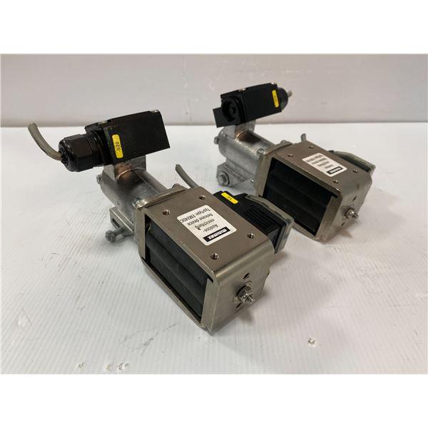 (2) - MINIMAX EM24DC w/Schmersal # ZS 250-11Z-M20-2219