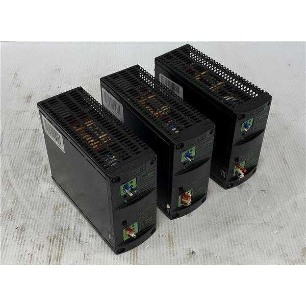 (3) Murr Elektronik # MCS5-115-230/24 Switch Mode Power Supply