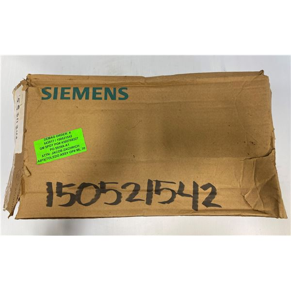 Siemens # HF361J Fusible Heavy Duty Safety Switch