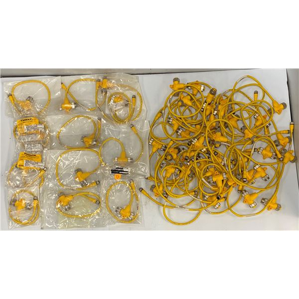 Lot Of Misc Turck Cables