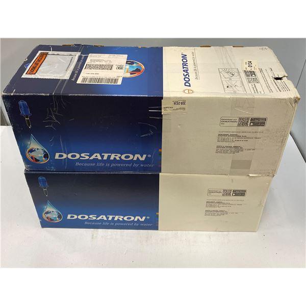 (2) Dosatration # D45RE3AfII
