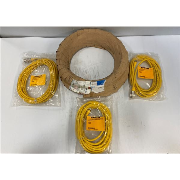 Lot of Cable And Wire