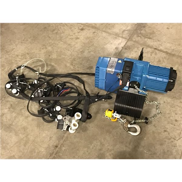 Demag #DCS-Pro 1 125 1/1 H5 VS30-30 Chain Hoist