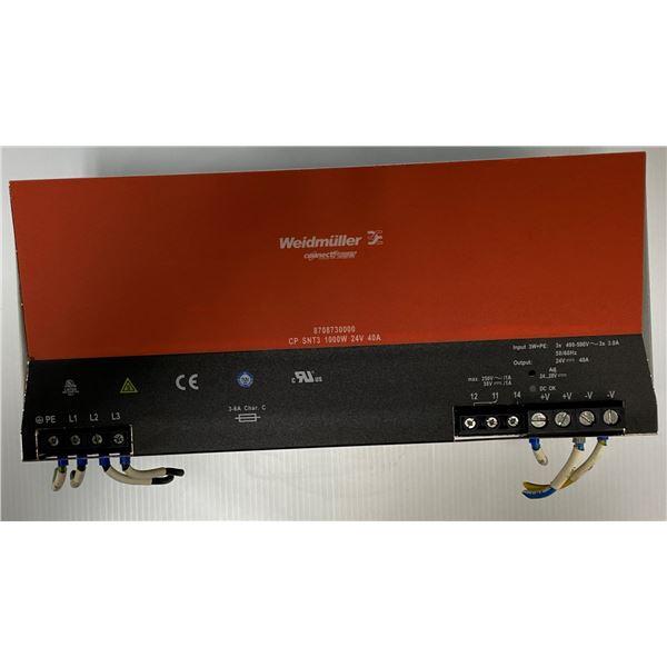 Weidmuller # 8708730000 Power Supply