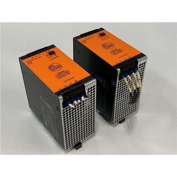 (2) IFM # DN4034 Power Supplies