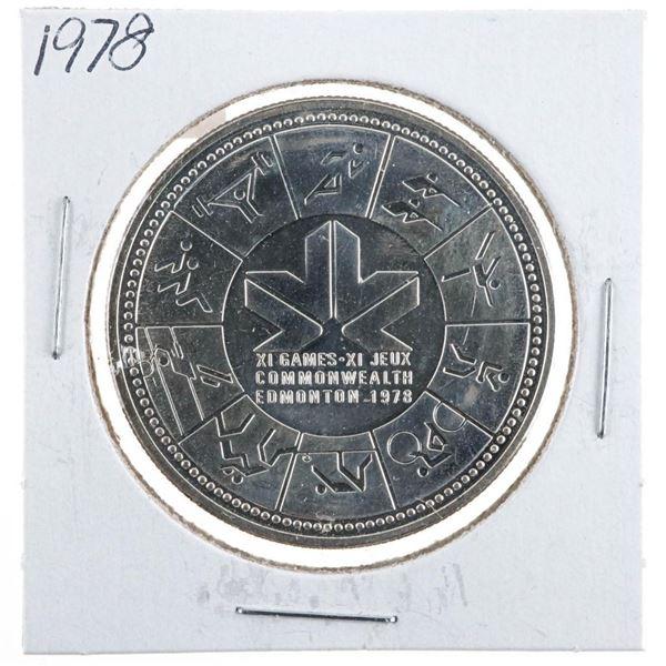 1978 Canada Silver Dollar