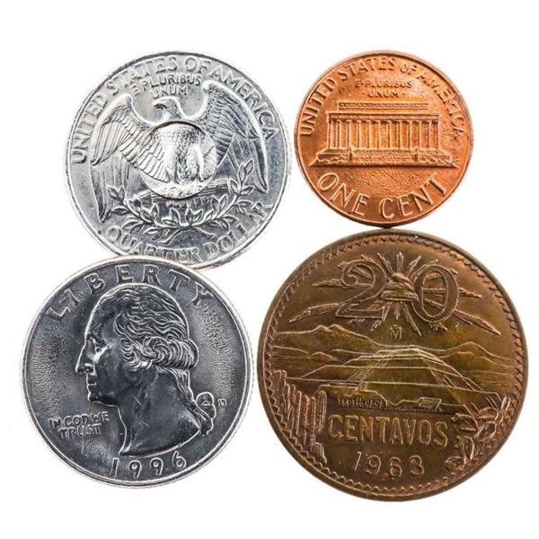 Group of Magicians Coins